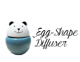 Click to see Egg-Shape Diffuser
